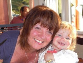 Anita and Emily